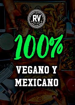 Vegano verde y mexicano